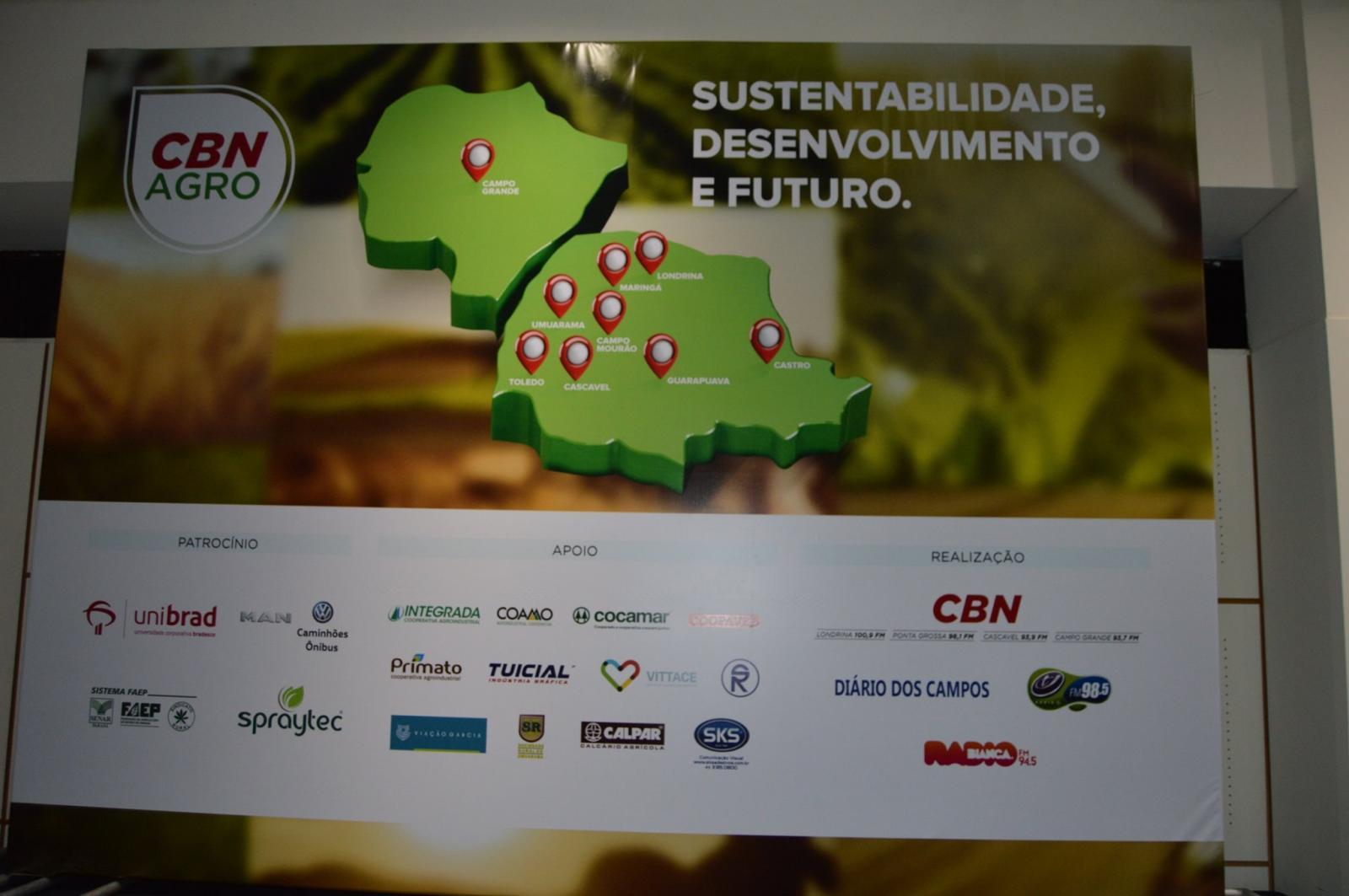 CBN AGRO: A transformação digital no Agronegócio